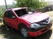 Dacia Logan  PUTIN AVARIATA