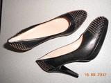 итальянская кожанная обувь