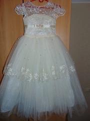 Нарядное платье для любого праздника.